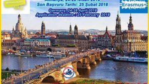 Almanya, 24-28 Nisan 2018