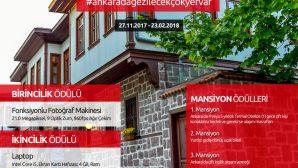 1. Ankara Instagram Fotoğraf Yarışması