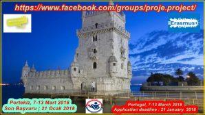 Portekiz, 7-13 Mart 2018