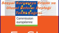 EaSI Programı Sosyal İnovasyon ve Ulusal Reformlar-Sosyal Korumaya Erişim ve Ulusal Reform Desteği Teklif Çağrısı