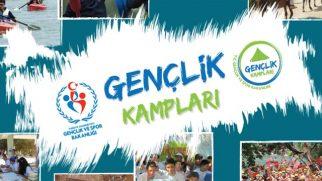 2018 Yaz Gençlik Kampları Başvuruları Başladı