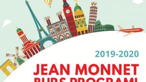 Jean Monnet Burs Programı 2019-2020 Akademik Yılı Başvuruları