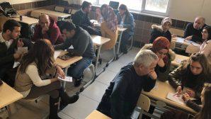 Savunuculuk, Lobicilik ve Kampanya Yönetimi Eğitimi Yapıldı