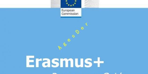 2021 Yılı Erasmus+ Teklif Çağrısı ve Program Rehberi Yayınlanmıştır.