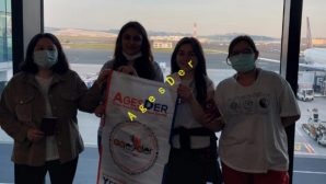 Gönüllülerimiz Portekiz'de