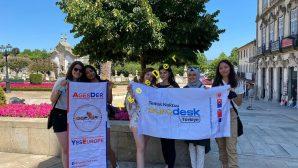 Temmuz Ayı Gönüllülerimiz Portekiz'de